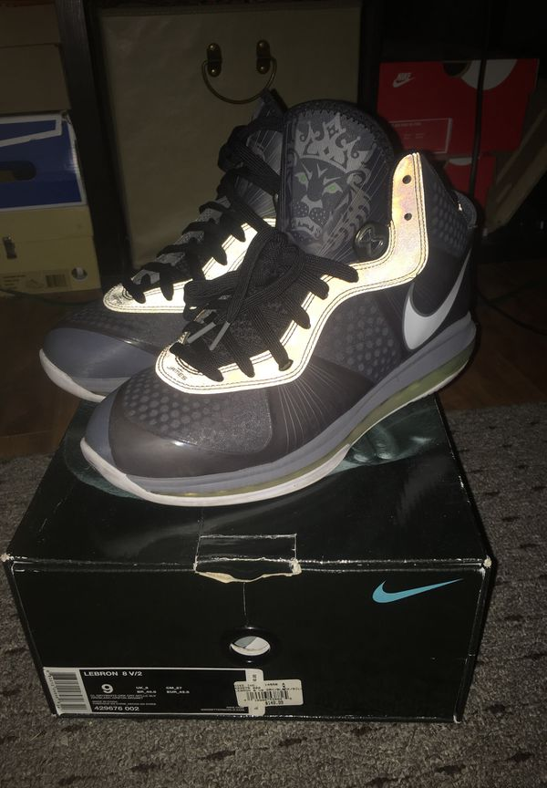 13a3349e1b2e3 Lebron 8 cool grey (Clothing   Shoes) in Antioch