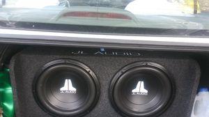 Sonido JL.con 1 año de garantia for Sale in Manassas, VA
