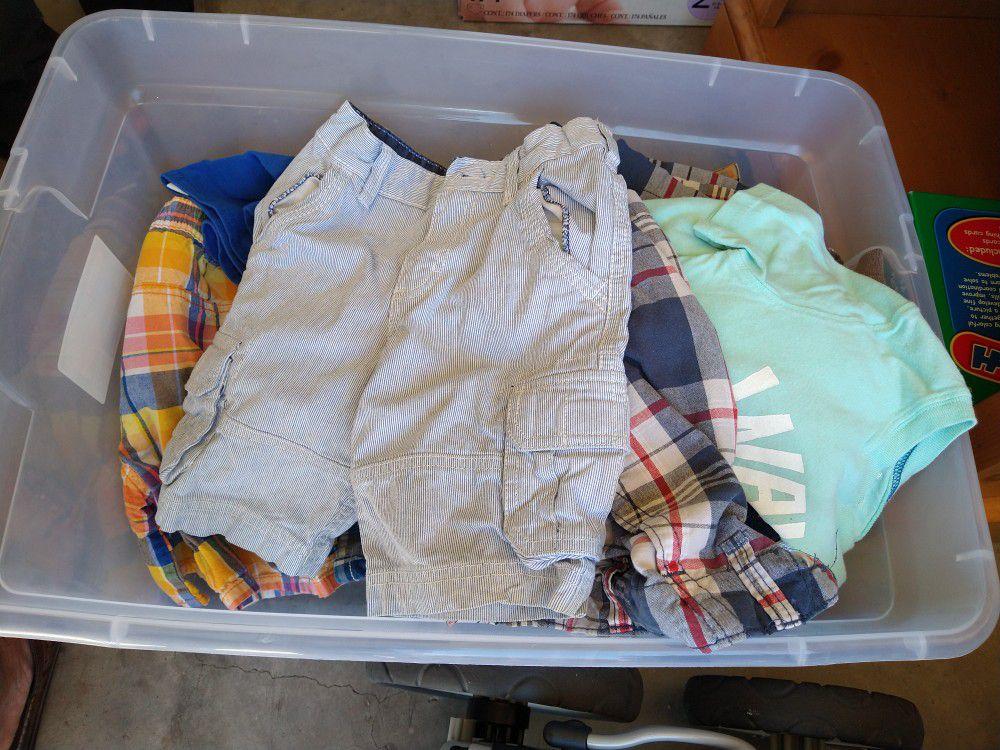 4t Clothing