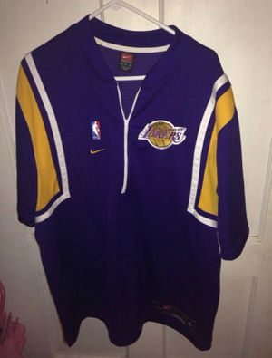 7fa4a2df2342 New and Used Lakers jersey for Sale in Lynwood