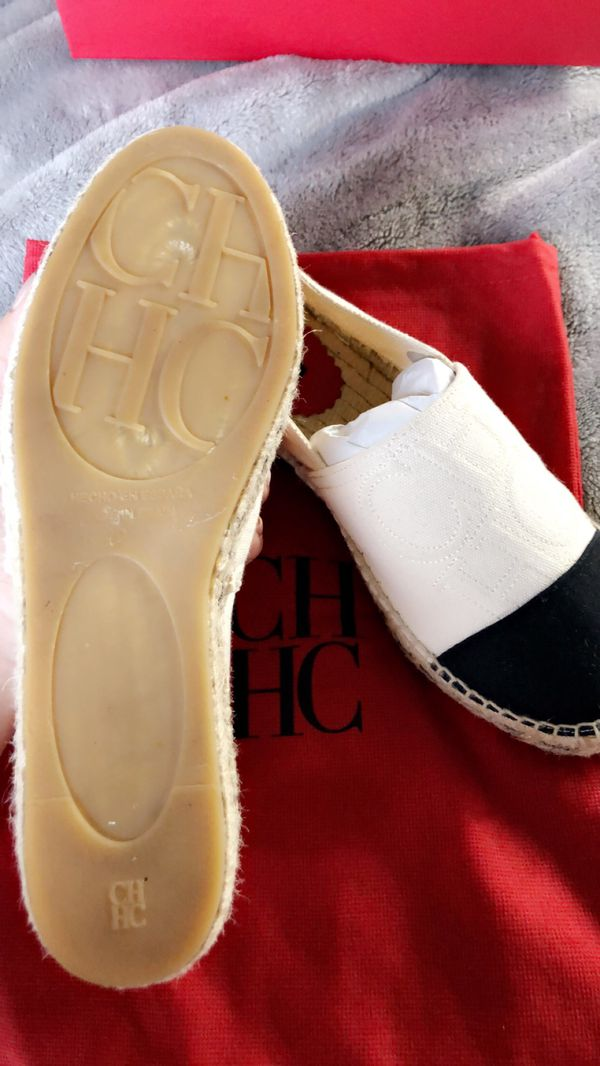 2ecf584ce9b23 Carolina Herrera espadrilles for Sale in Phoenix, AZ - OfferUp
