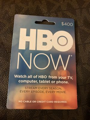 HBO NOW for Sale in Santa Monica, CA