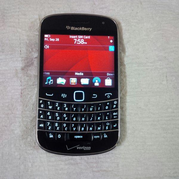verizon blackberry sim card