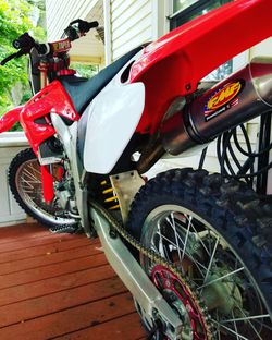 Honda crf450r 2003 3 hours on new motor Thumbnail