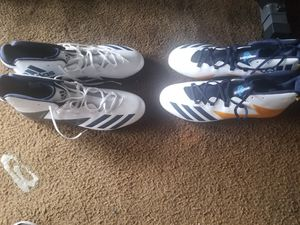 Photo Size 15 Adidas Football Cleats