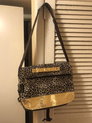 Cheetah Print Book/Laptop Bag for Sale in Nashville, TN