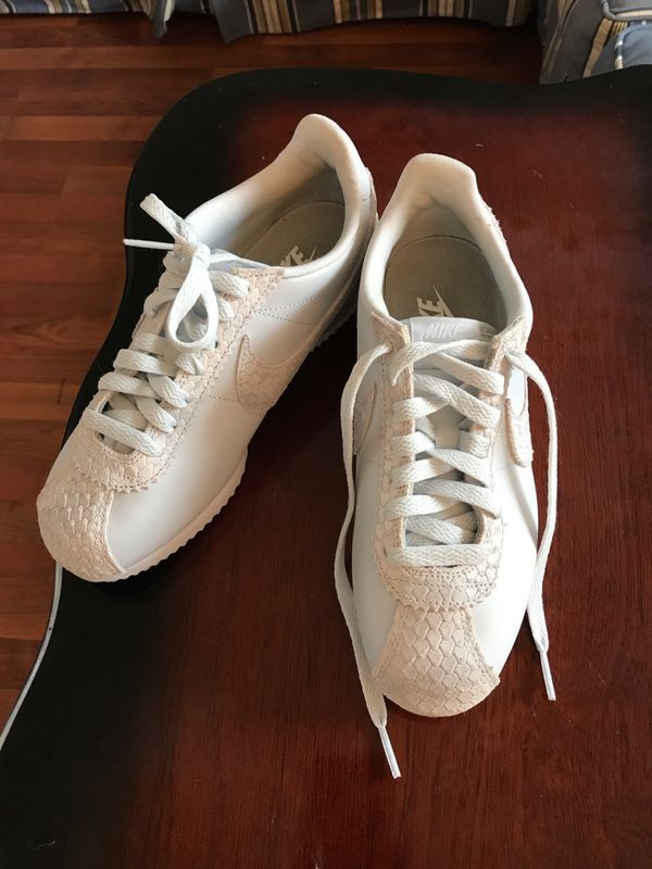 free shipping f9dee 85fc6 Limited edition Nike Cortez/ women's snakeskin & light lavender for Sale in  Torrance, CA - OfferUp