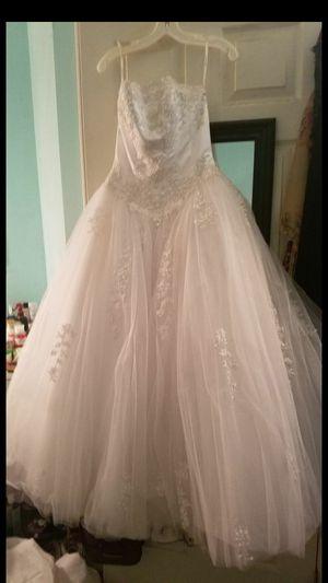 Michelangelo Wedding Dress for Sale in Pittsboro, NC