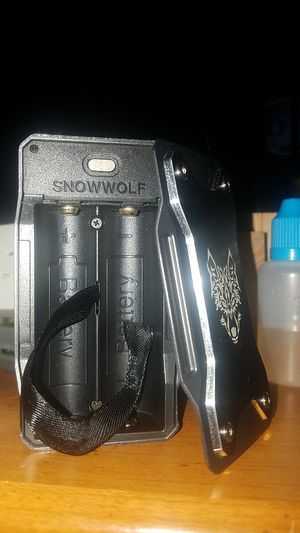 Snowwolf xfeng gunmetal grey limited edition for Sale in Redmond, WA