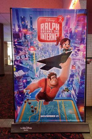 Ralph Breaks The Internet Theater Banner The Nutcracker Disney for Sale in Portland, OR