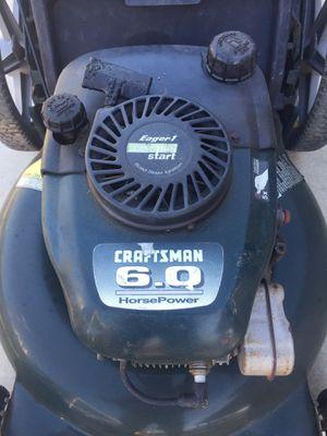Craftsmen Lawnmower For In Hemet Ca