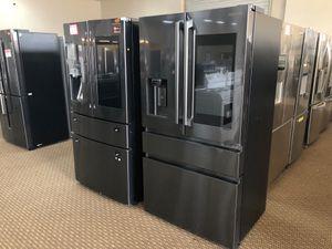 Photo EARLY BLACK FRIDAY! Samsung Refrigerator Fridge French Door 4-Door Brand New #798