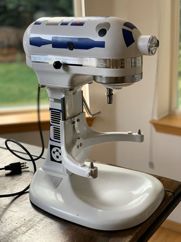 R2d2 Kitchenaid Mixer For Sale In Renton Wa Offerup