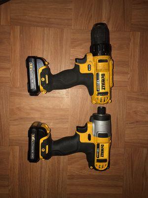 Dewalt drills for Sale in Alexandria, VA
