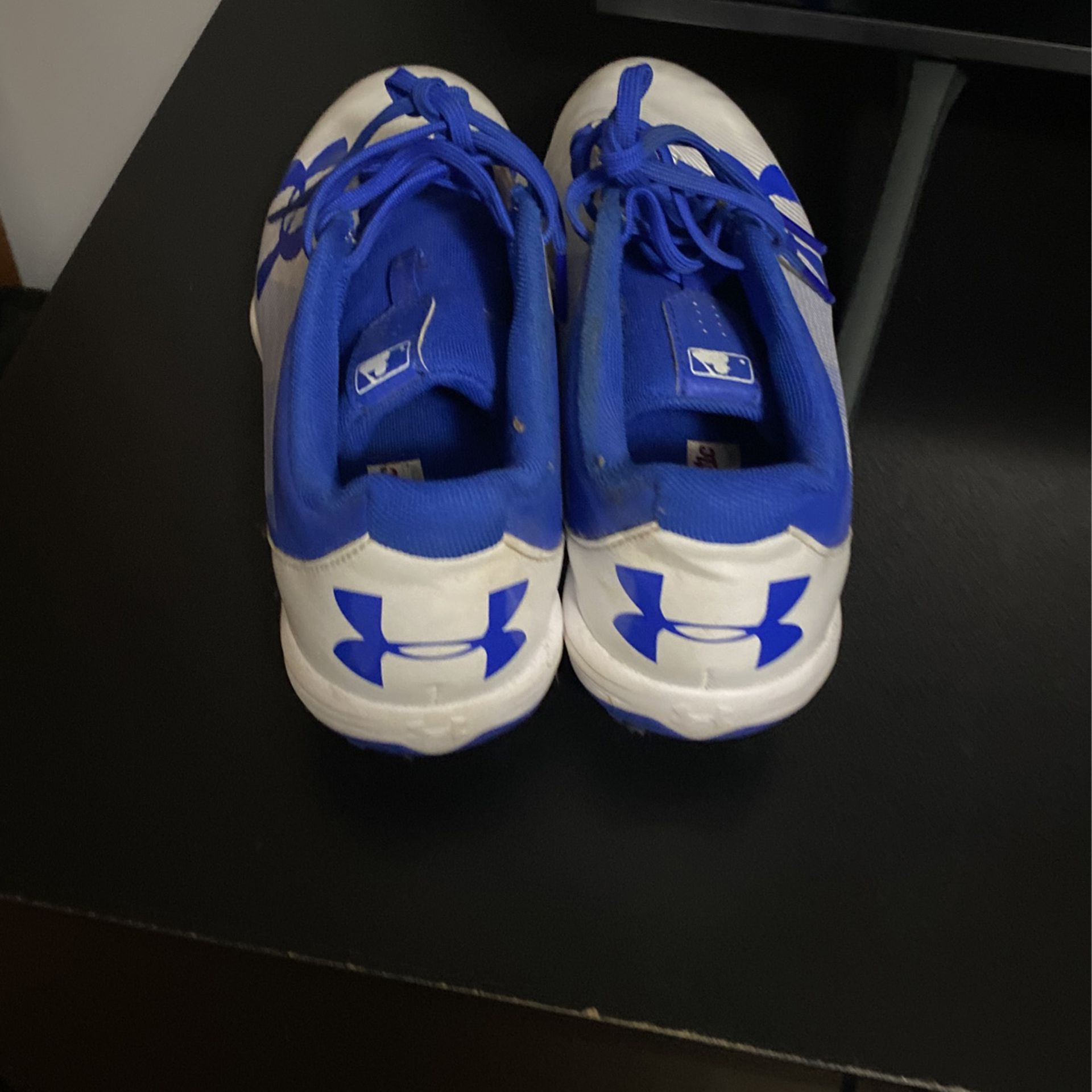 Under Amour Youth Baseball Cleats