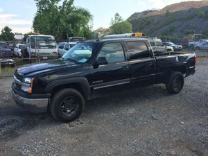 2003 Chevy Silverado 1500HD 200k Hwy Miles Runs and Drives!!! for Sale in Temple Hills, MD