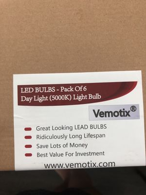 LED bulbs lot for Sale in Chicago, IL