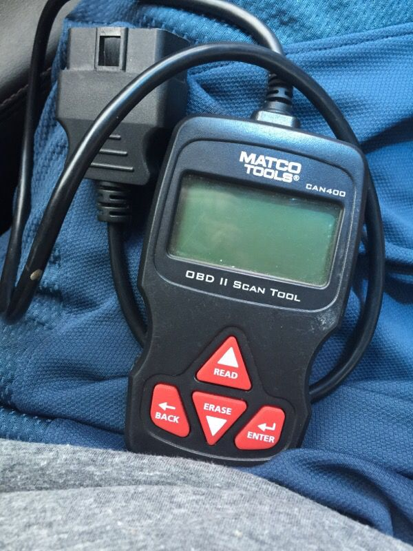 MATCO can400 obd II scan tool for Sale in Terrell Hills, TX - OfferUp