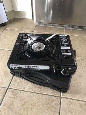 Portable butane gas stove for Sale in Arlington, VA