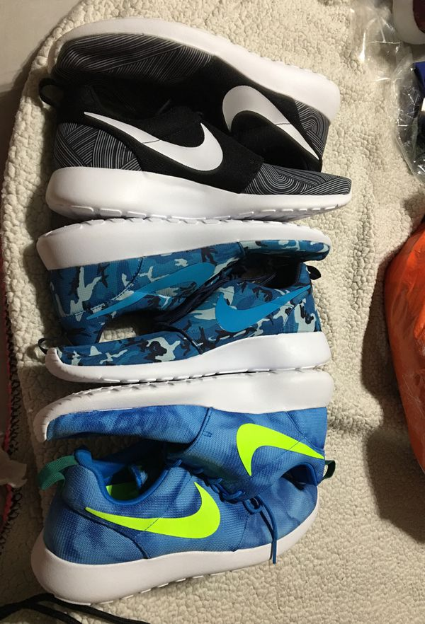 save off 82453 dd3e9 (3) Nike Roshe one men's for Sale in Waco, TX - OfferUp