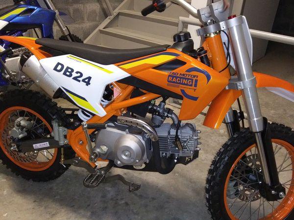 New 2020 tao motor 110cc dirt bike db24