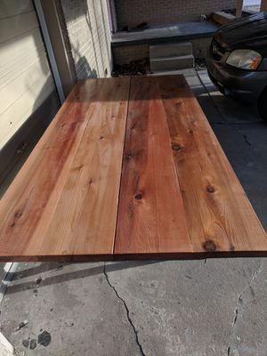 Cedar Farmhouse Table for sale  Tulsa, OK