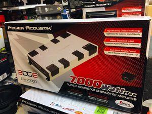 Photo Power Acoustik 7,000 Monoblock