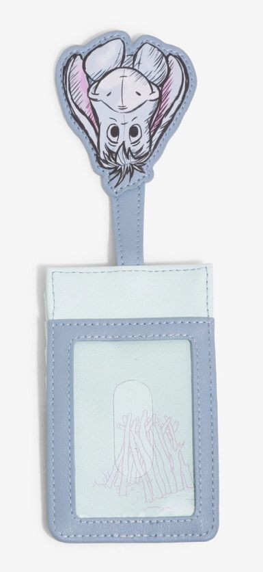 (NWT) Disney Loungefly Winnie the Pooh Eeyore Sketch Cardholder - BoxLunch Exclusive