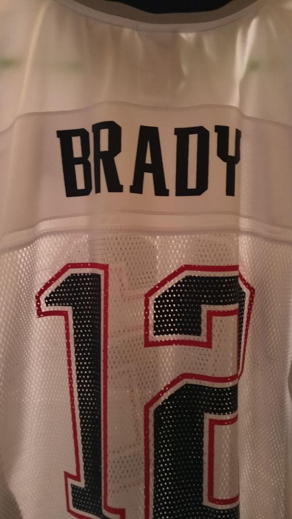 tom brady jersey xxl