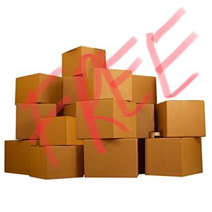 Moving boxes & packing paper for Sale in Orlando, FL