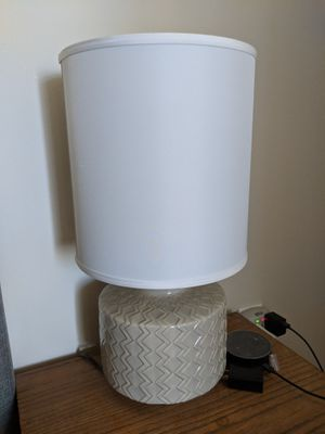 Bedside table lamp for Sale in Seattle, WA