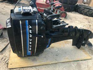 110 Mercury 2stroke single motor 9.8HP for Sale in Orlando, FL