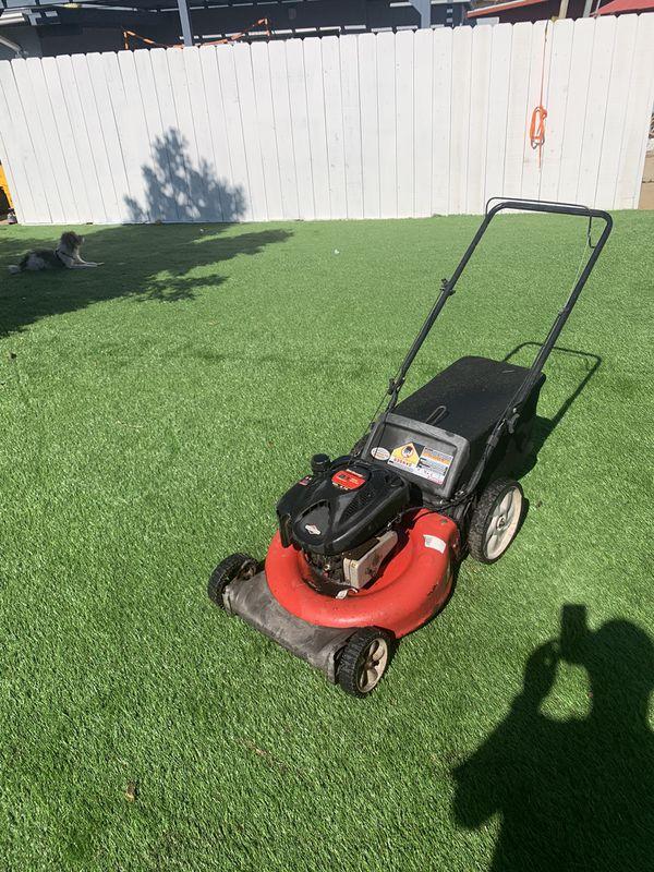 Yard Machine Lawn Mower For Sale In San Diego Ca Offerup
