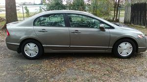 2007 Honda Civic Hybrid 140 000miles No Check Engine Light On Clean Inside And Out Rides