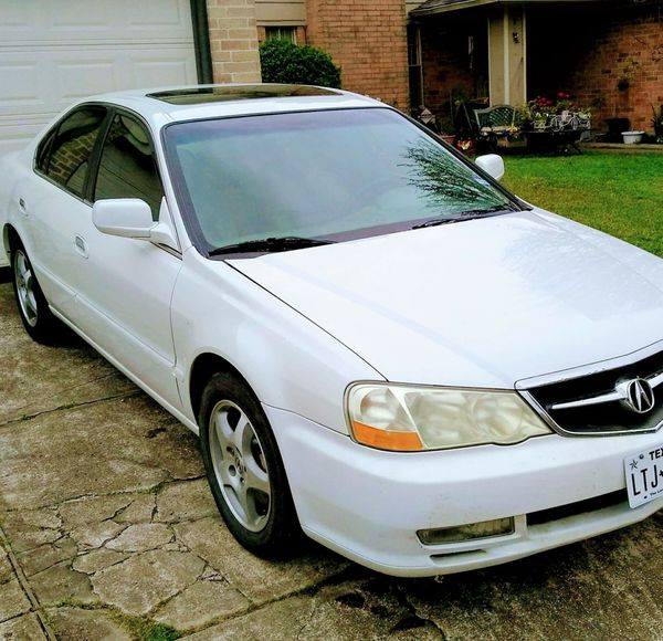 Acura TL 3.2 For Sell For Sale In Meadows Place, TX