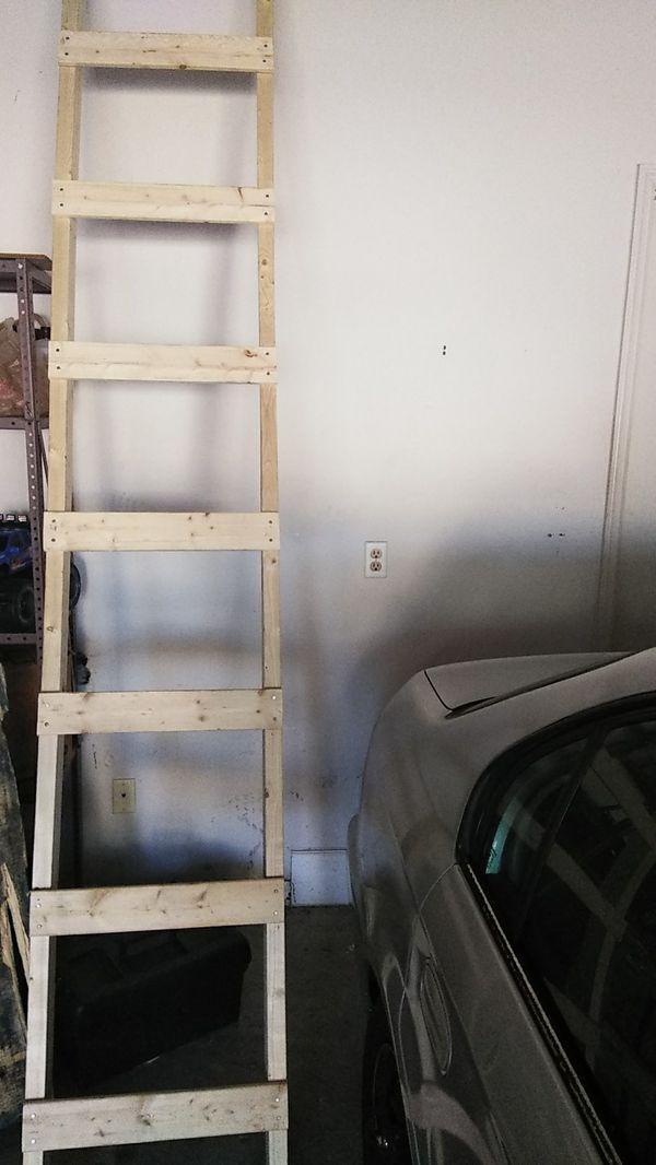 I Make Wooden Ladder For Sale In Clermont Fl Offerup
