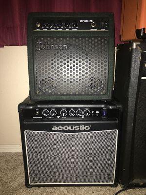 Acoustic G20 guitar amplifier for sale  Bartlesville, OK