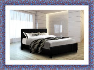 Twin platform bed with mattress and free delivery for Sale in New Carrollton, MD