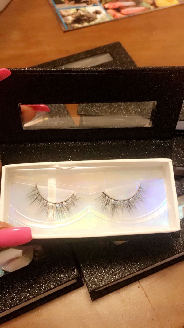 Real Mink Eyelashes For Sale In Modesto Ca Offerup
