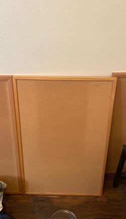 3 cork boards Thumbnail