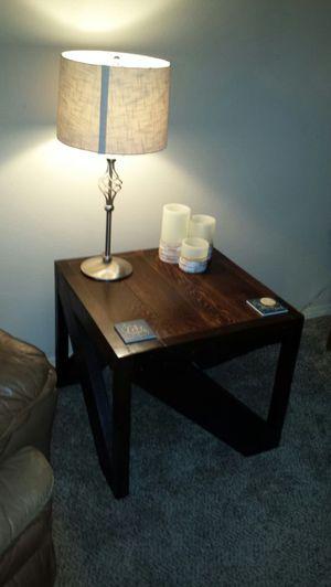Custom built cedar side table. for sale  Owasso, OK
