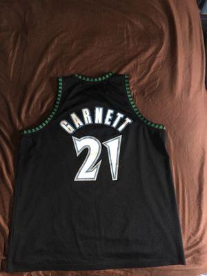 Nike Kevin Garnett NBA Jersey Size XXL Early 2000s ProCut for Sale in Silver Spring, MD