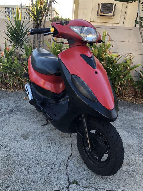 2010 sym dd50 72cc