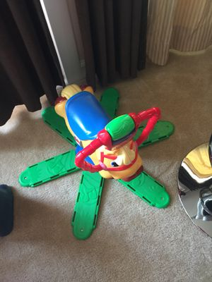 Baby ride on toy which works with the Tv for Sale in Herndon, VA