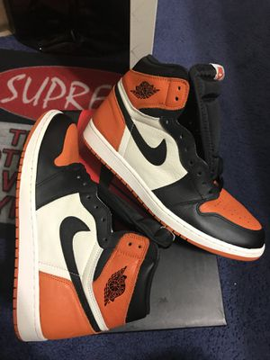 Nike Air Jordan 1 Retro OG Shattered Backboard Size 13 for Sale in Fort Washington, MD