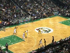 Celtics 1/2 season tickets (20 games) - 2nd Row Balcony for Sale in Boston, MA