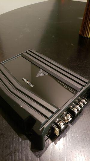 Kenwood 12 V amp and subwoofer box for Sale in Orlando, FL