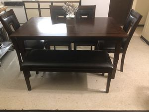6 Piece Dining table for Sale in Salt Lake City, UT