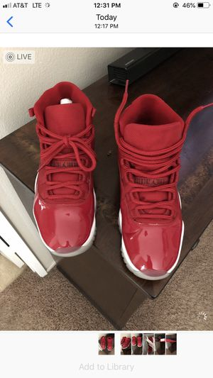 Air Jordan 11 Retro Men s Size 10 for Sale in Rancho Cucamonga c37f62cd9