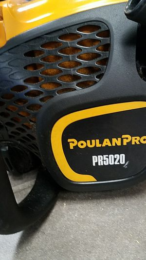 "CHAINSAW ""POULAN"" for Sale in Saint Cloud, FL"